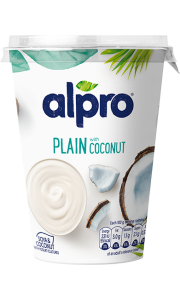 Plain with Coconut