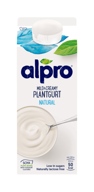 Mild and Creamy Plantgurt Naturell