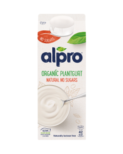 Plantebaserede yoghurt-alternativer