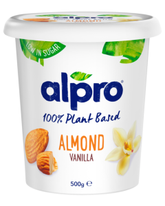 Plant-based alternative to yoghurt