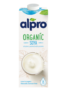 alpro soya yoghurt naturell