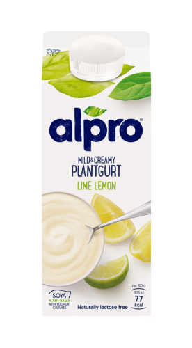 Mild & Creamy Plantgurt Lime & Lemon