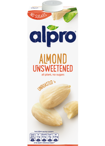 Almond Unroasted Unsweetened