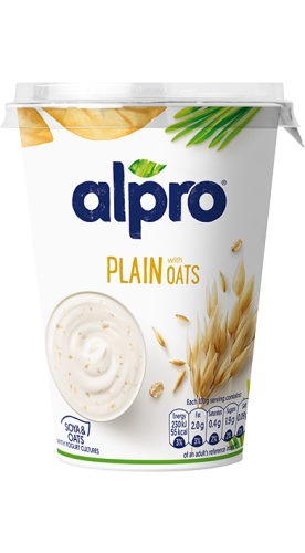 Plain with Oats