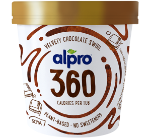 Alpro 360 Chocolate Ice Cream