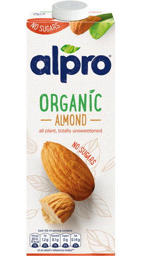 Organic Almond No Sugars