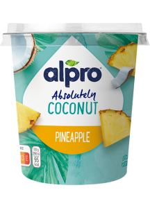 Alpro Absolutely Kokosnoot Ananas