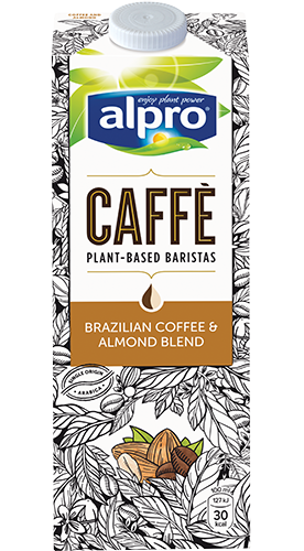 COFFEE - Caffè Brazilian Coffee and Almond 1L