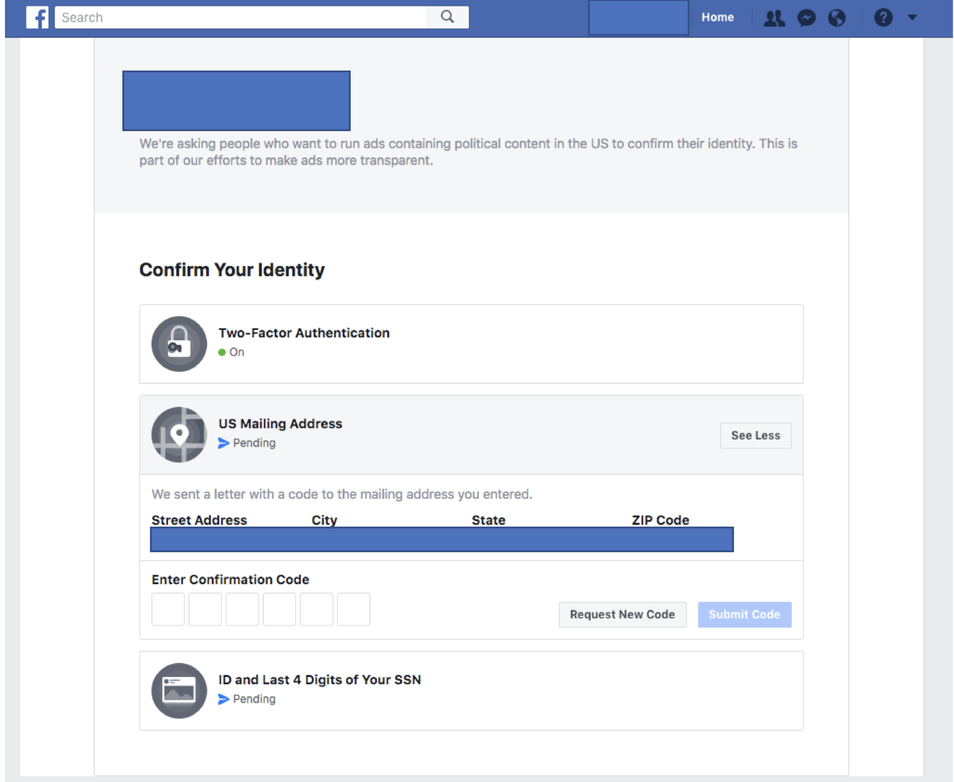 Caught in the Facebook Political Filters | Capitol Call