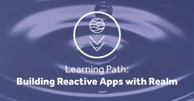 Reactive apps with realm master