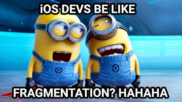 iOS Devs be Like