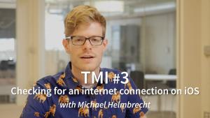 Tmi active internet connection ios