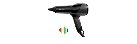 Satin Hair 7 SensoDryer da Braun