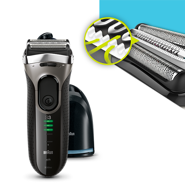 Braun Series 3 shavers