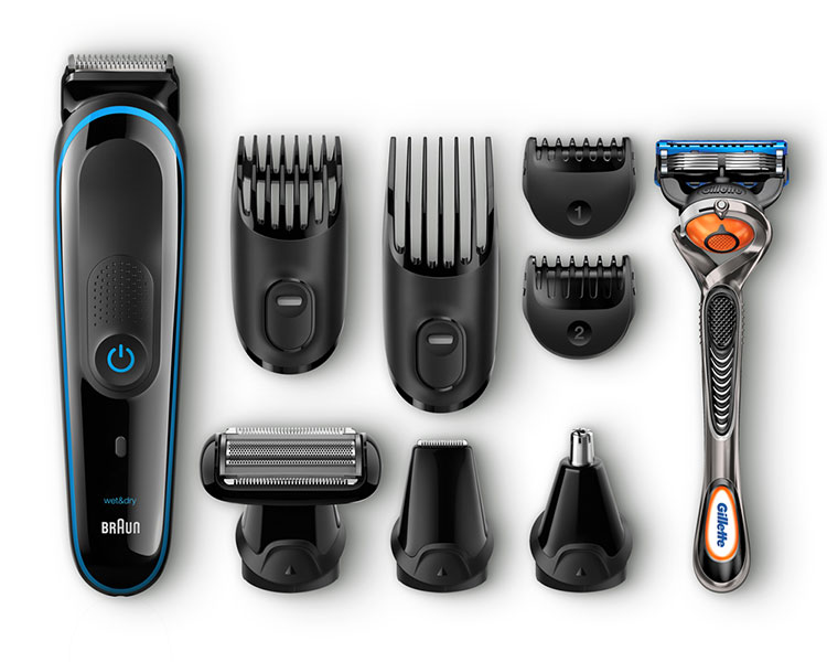 All-in-one trimmers