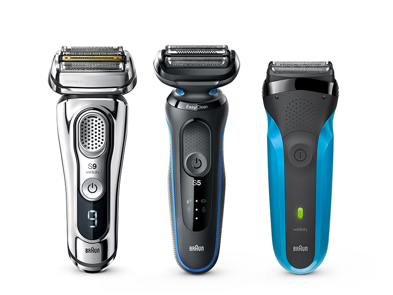 male grooming product shaver
