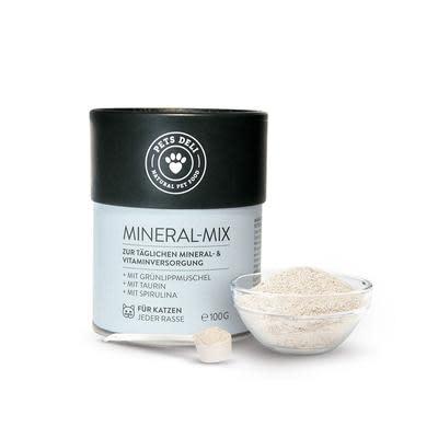 Pets Deli Mineral-Mix für Katzen