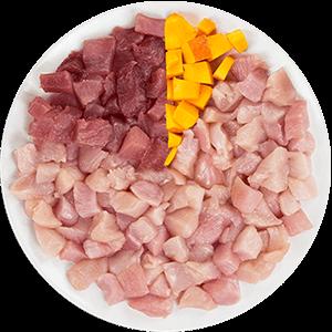NaFu Thunfisch und Putenfilet