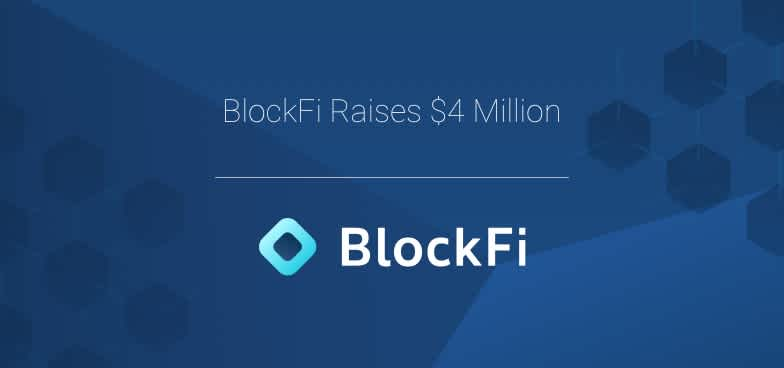 Blog post title: BlockFi Raises $4M from Akuna Capital, Susquehanna Government Products, LLLP & Others