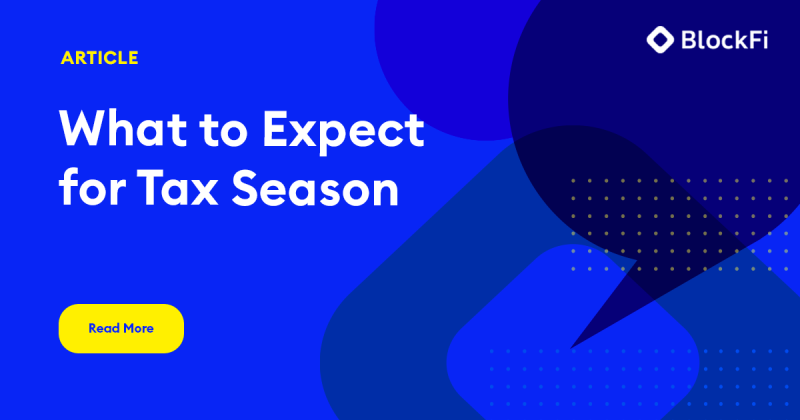 Blog post title: What to Expect for Tax Season