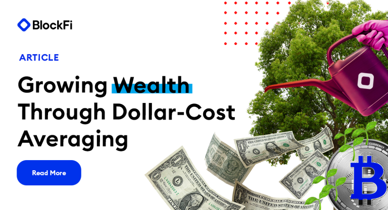 Blog post title: How to Use Recurring Trades for Dollar-Cost Averaging