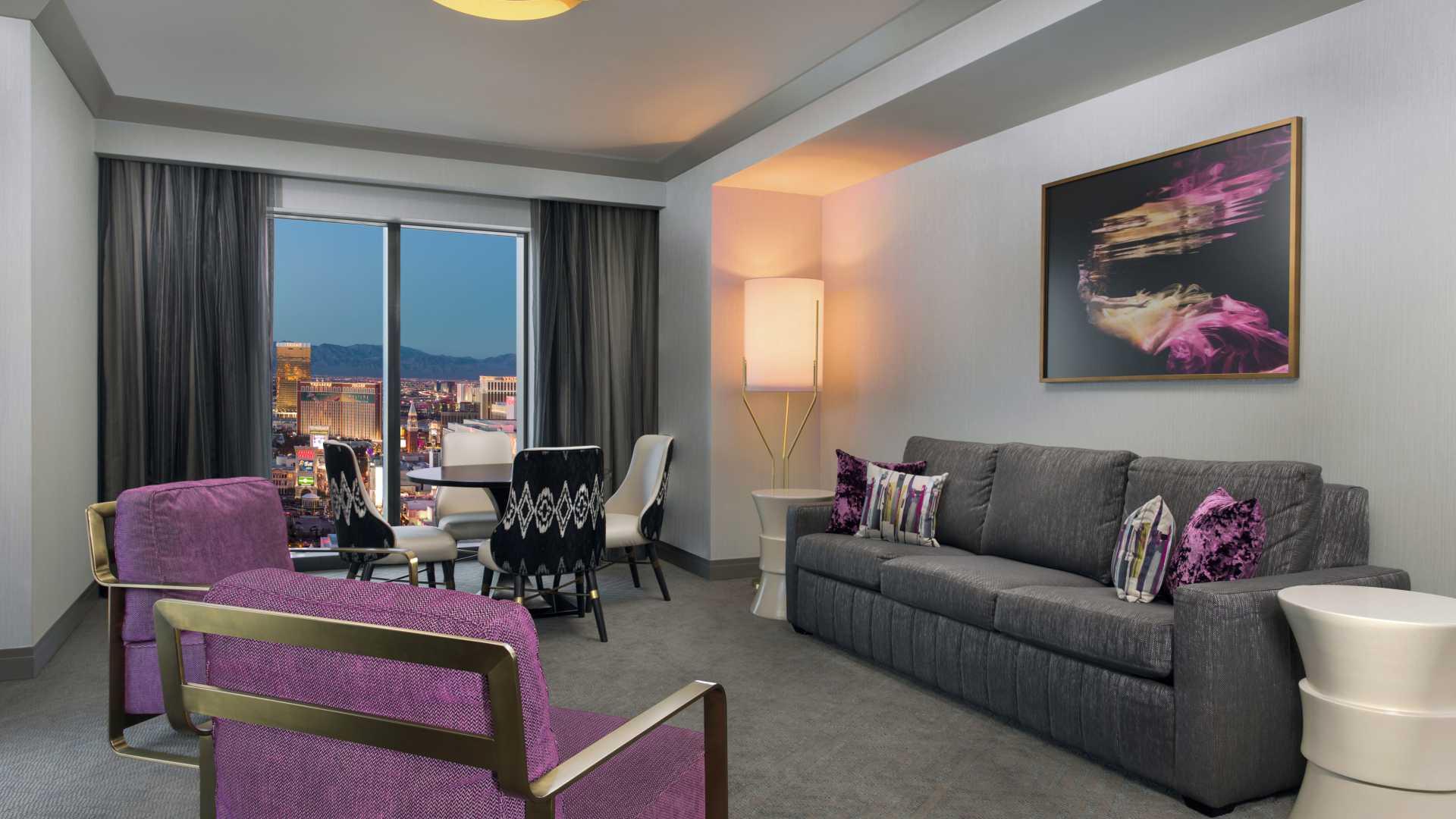 Miraculous Las Vegas Luxury Hotel Rooms And Suites The Cosmopolitan Download Free Architecture Designs Scobabritishbridgeorg