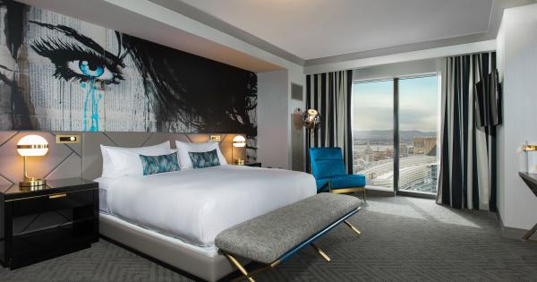 Las Vegas Two Bedroom City Suite