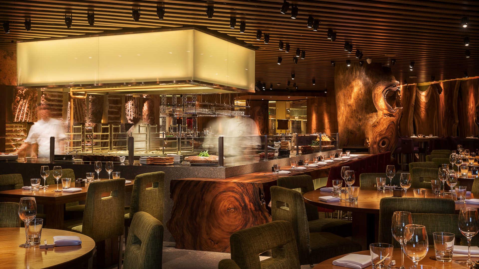 Las Vegas Japanese Restaurant Zuma The Cosmopolitan