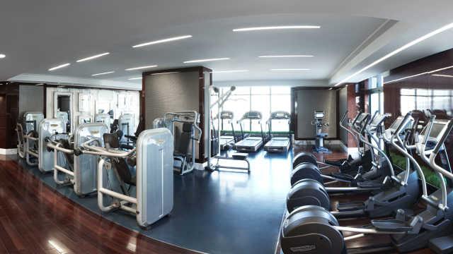 Las vegas fitness center the cosmopolitan of las vegas