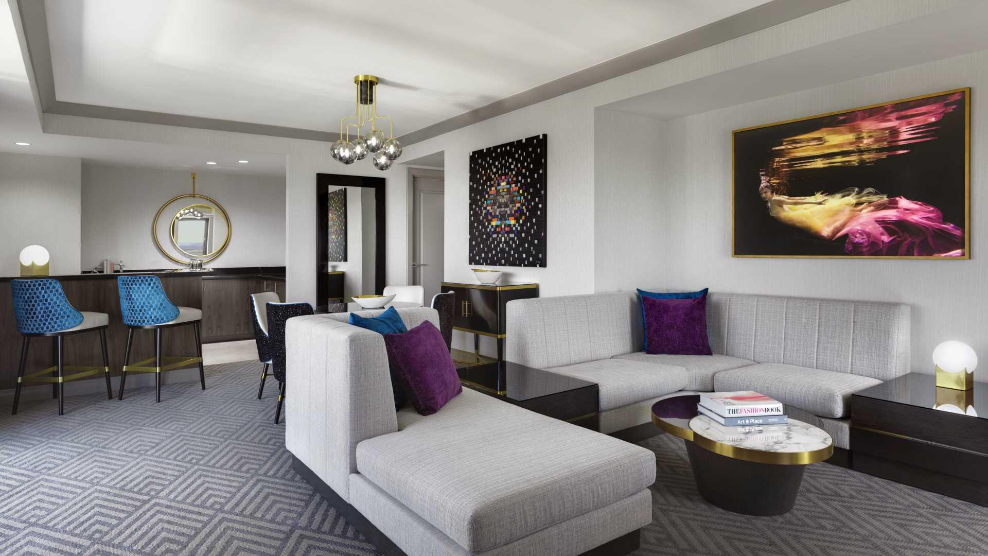 Astounding Las Vegas Wraparound Terrace Suite The Cosmopolitan Andrewgaddart Wooden Chair Designs For Living Room Andrewgaddartcom