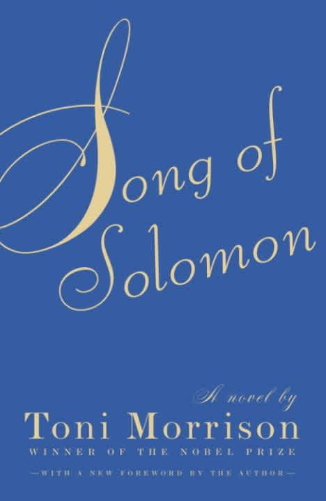 Buy Song of Solomon on Amazon