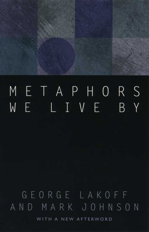 Buy Metaphors We Live By on Amazon
