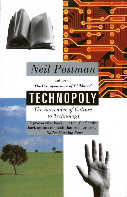 Buy Technopoly on Amazon