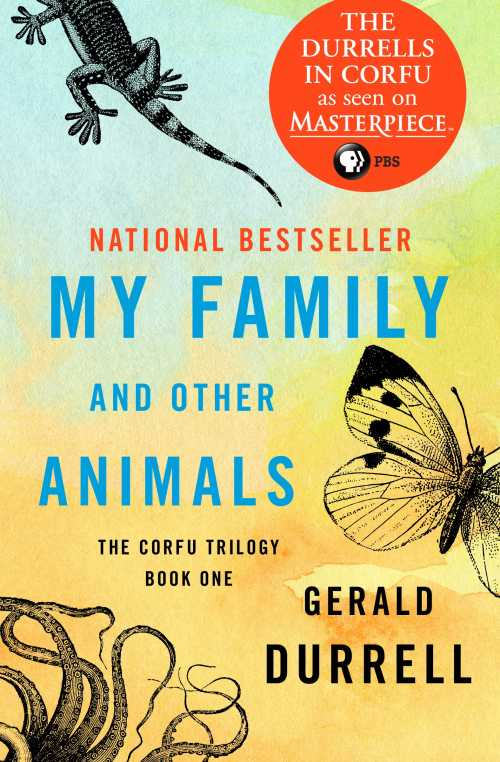 Buy My Family and Other Animals on Amazon