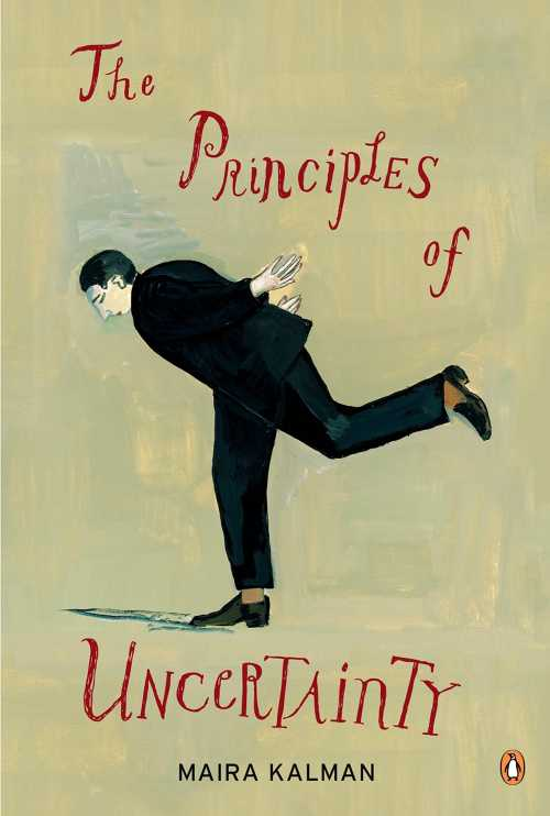 Buy The Principles of Uncertainty on Amazon