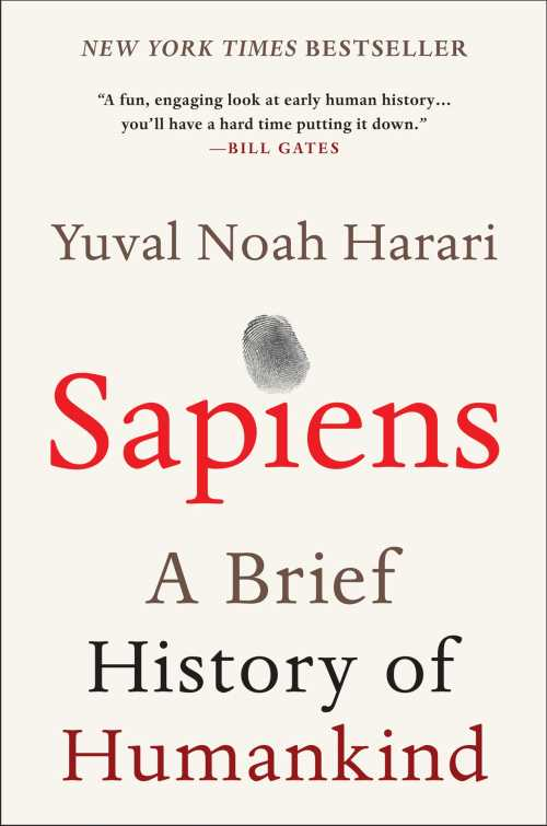 Buy Sapiens on Amazon