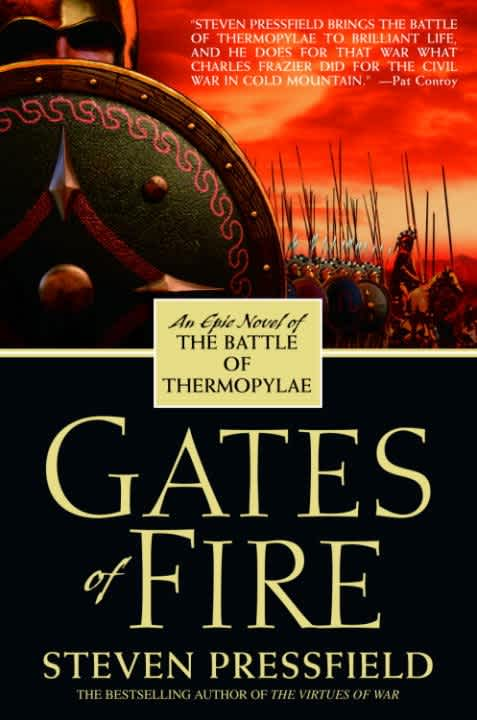 Buy Gates of Fire on Amazon