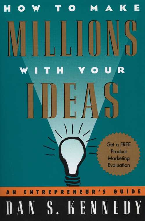 Buy How to Make Millions with Your Ideas on Amazon