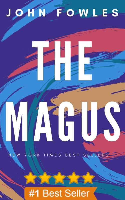 Buy The Magus on Amazon
