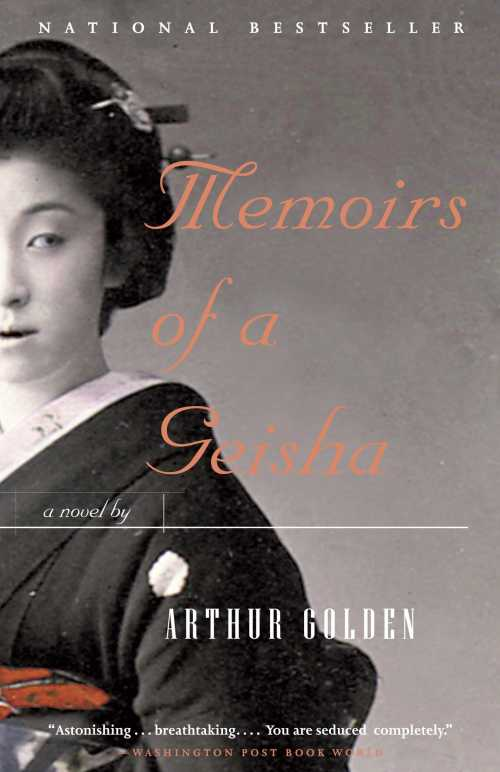 Buy Memoirs of a Geisha on Amazon