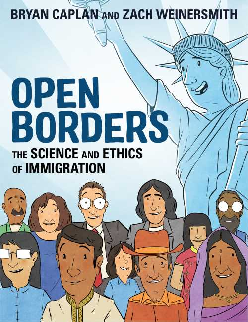 Buy Open Borders on Amazon