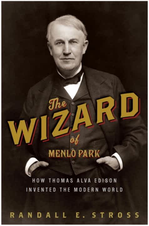 Buy The Wizard of Menlo Park on Amazon
