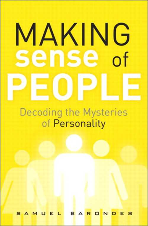Buy Making Sense of People on Amazon