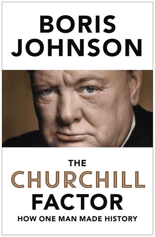Buy The Churchill Factor on Amazon