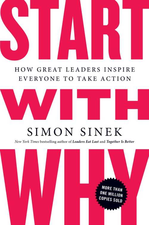 Buy Start with Why on Amazon