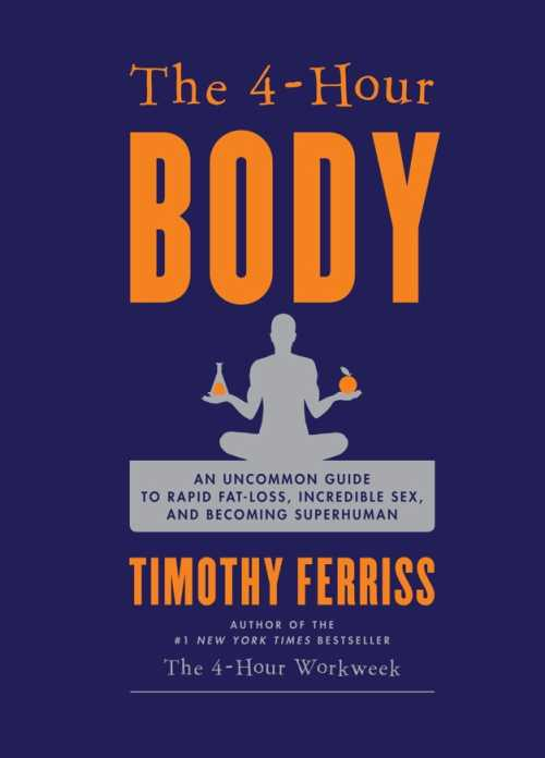 Buy The 4 Hour Body on Amazon