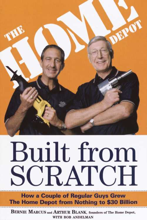 Buy Built from Scratch on Amazon