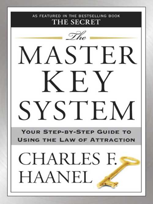 Buy The Master Key System on Amazon