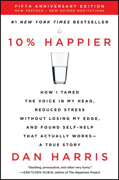 Buy 10% Happier on Amazon