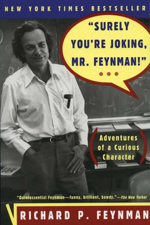 "Buy ""Surely You're Joking, Mr. Feynman!"" on Amazon"
